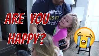 EMOTIONAL SURPRISE FOR THE KIDS | THE LEROYS