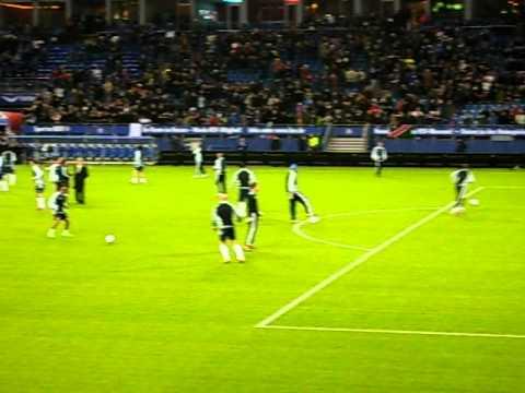 Zinedine Zidane und Edgar Davids zaubern im Volkspark (Match against Poverty)