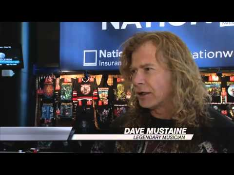 EXCLUSIVE: Metal Legends Megadeth Play Nashville in Very Select 7-City Tour - Stacy McCloud