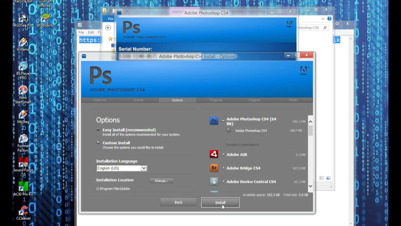 photoshop cs4 free download windows 7 64 bit