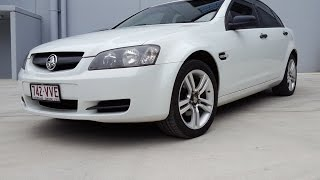 (SOLD) VE Holden Commodore Automatic For Sale 2007 review