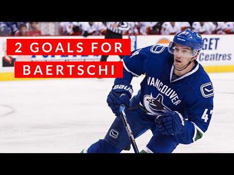 Vancouver Canucks: 2 goals for Sven Baertschi, should Goldobin have gotten some time in OT?