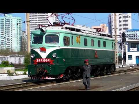 Pyongyang Railway Station, North Korea.