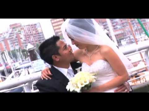 Justin & Krystal Wedding Highlights