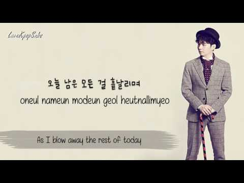 Lee Changsub (BtoB) - At The End [English subs + Romanization + Hangul] HD