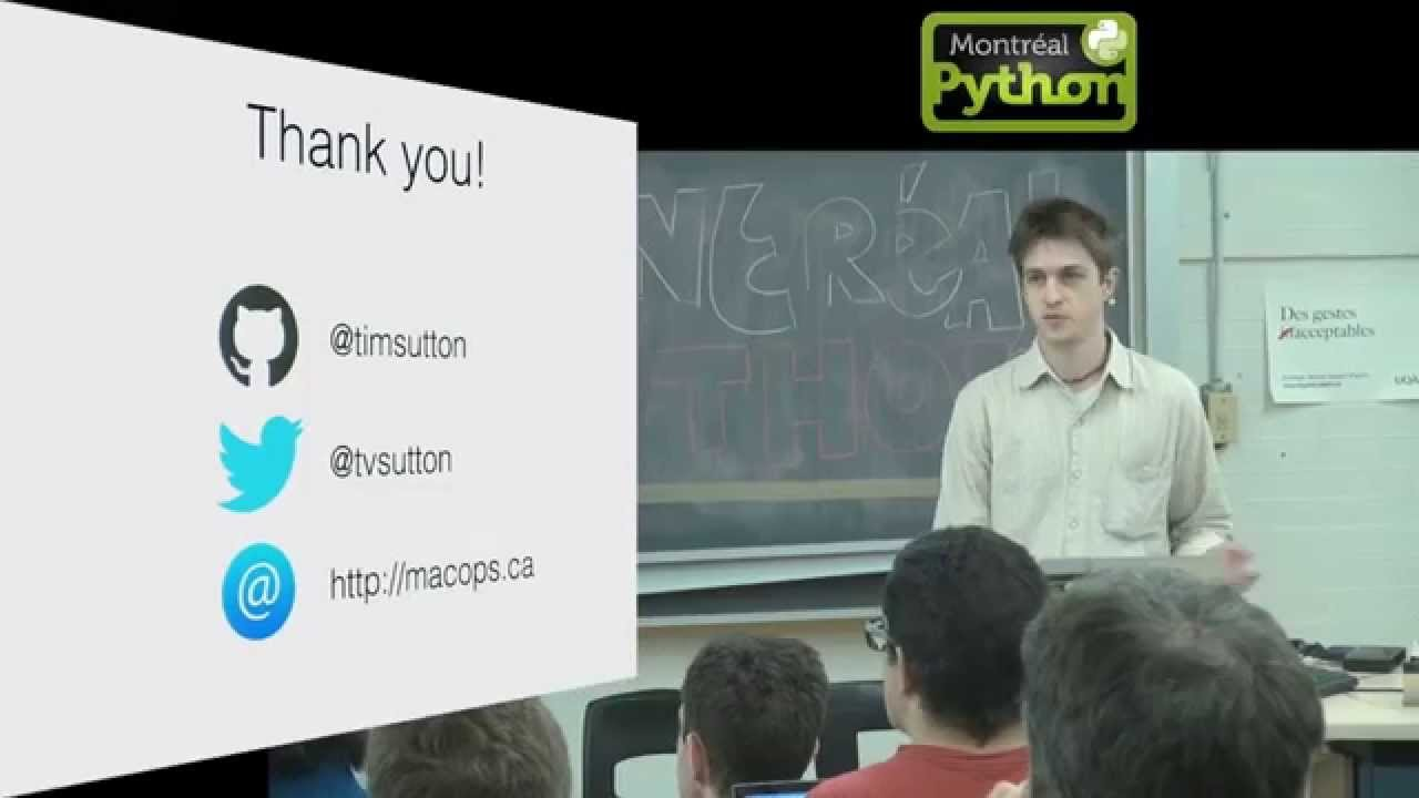 Image from Why Mac sysadmins love Python