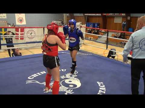 17 Moa Carlson vs yara Saleh  Nordic open 2017