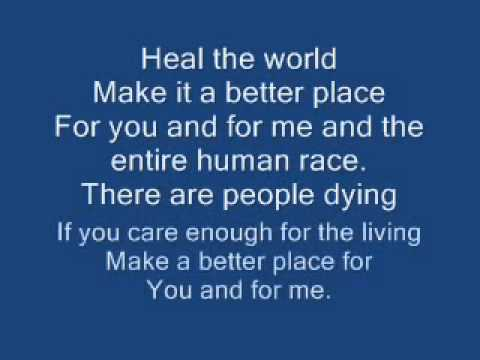 michael-jackson--heal-the-world-lyrics