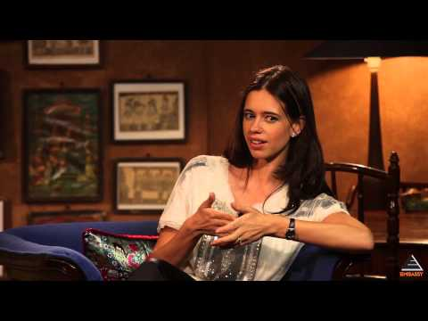 Kalki Koechlin at Conversations with Namu Kini