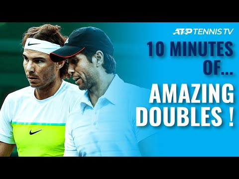 Remember this amazing Djokovic/Murray doubles point?