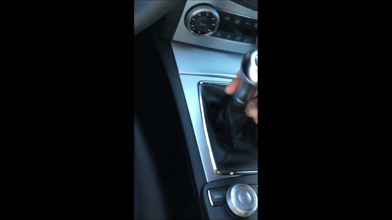 Mercedes benz c 230 manual transmission gearbox youtube for Mercedes benz manual transmission