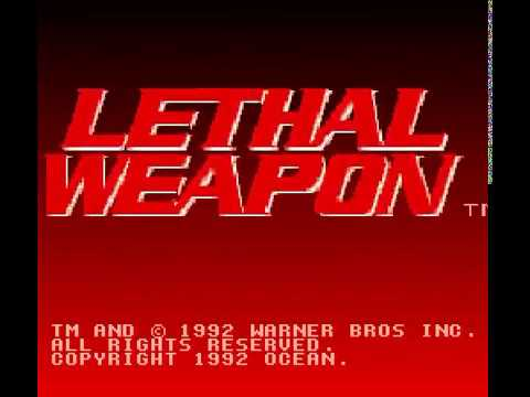 SNES Longplay [528] Lethal Weapon
