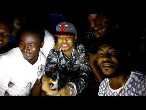 D Cryme's koko sakora video premier at Vienna City tema