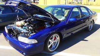 1994-1996 Chevrolet Impala SS Cruisin