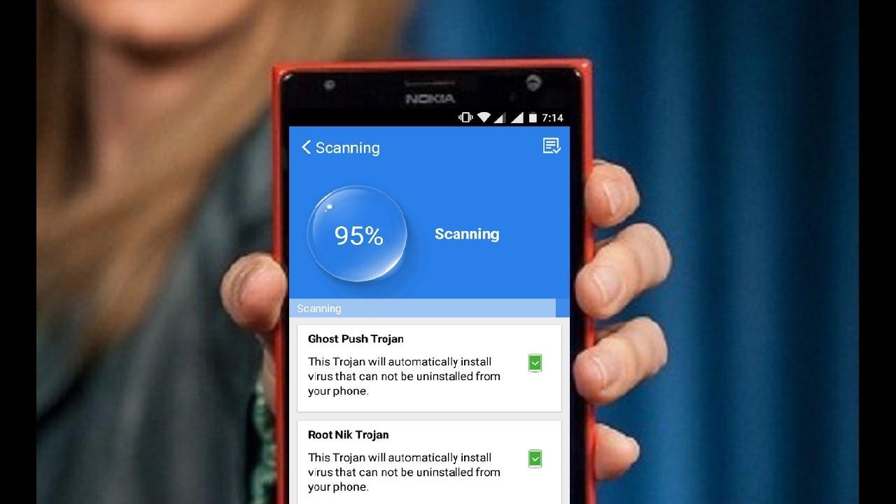 Hasil gambar untuk scanning virus android