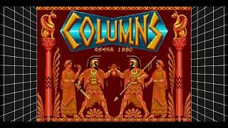 Columns Sega Mega Drive Classics PS4