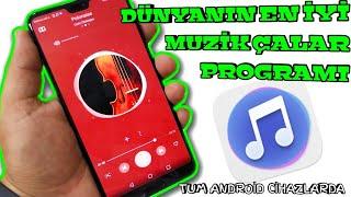 DÜNYANIN EN İYİ MUZİK ÇALAR PROGRAMI Huawei Music