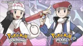 Repeat youtube video Pokemon - All Trainer Battle Theme HD