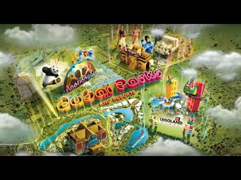 DUBAI PARKS & RESORTS Riverland, Legoland, Motiongate, Bollywood parks, Lapita