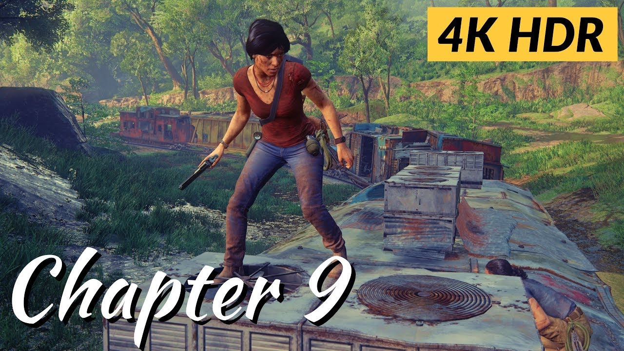 Download Chapter 9. End of the Line -Uncharted: The Lost Legacy [4K HDR]