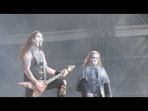 Powerwolf - Demons Are A Girl's Best Friend - Live @Download Festival