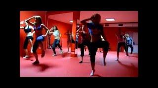 Zumba With Katarina Serbia, Belgrade - Bollyrobics Dance - Chaiyya Chaiyya
