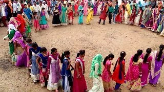 Suraj Patel !! Adivasi  Song !! नागन लागे रुपाली !! Adivasi Female Best  Step Dance !  Gujrati Timli