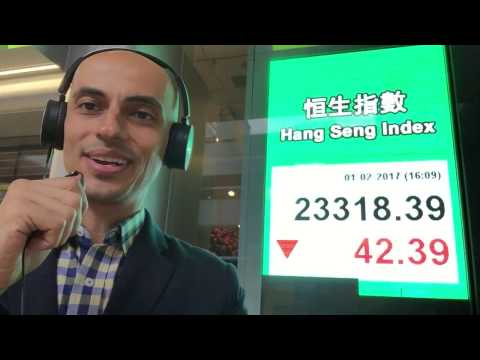 The Hang Seng Index (HSI) explained in one minute