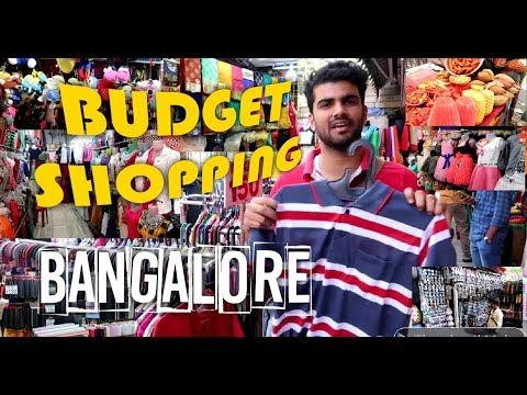 BANGALORE BUDGET SHOPPING || ALANKAR PLAZA|| MAJESTIC