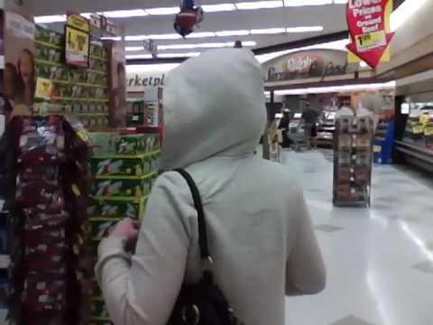 Supermarket Gypsy