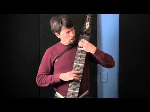 Charmed Life - Greg Howard solo Chapman Stick - two-handed tapping