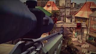 Cover Fire shooting games Campaign Episode 1 Resistance Mission 1-10 Blind shots HD
