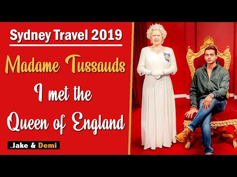 Sydney Travel : A Trip To Madame Tussauds