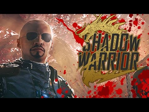 Two Best Friends Play Shadow Warrior 2 (Gamescom Demo)