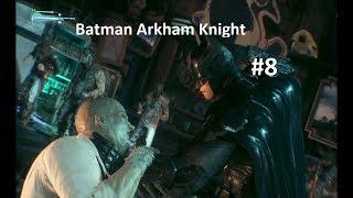 Batman Arkham Knight Parte 8 español latino xbox one serie completa la guarida del pingüino