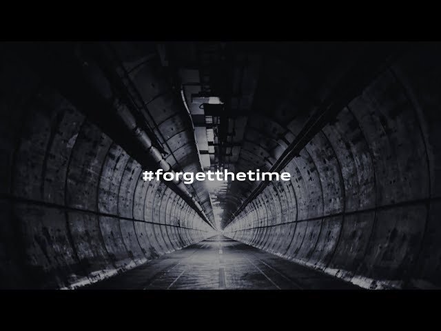 #forgetthetime