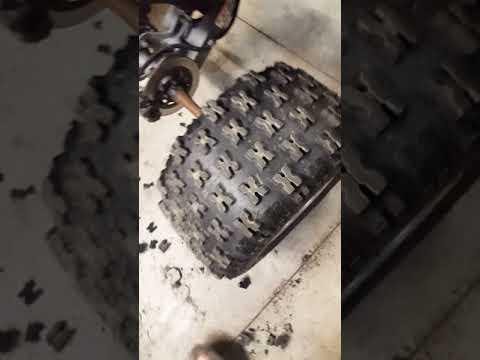 Atv, atc, dirt bike tire tread cutting/ grooving