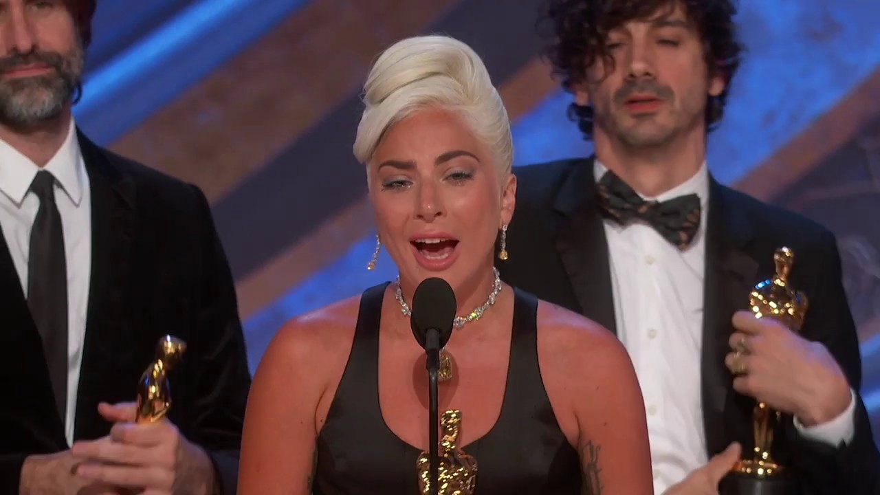 """Download """"Shallow"""" from """"A Star Is Born"""" wins Best Original Song"""