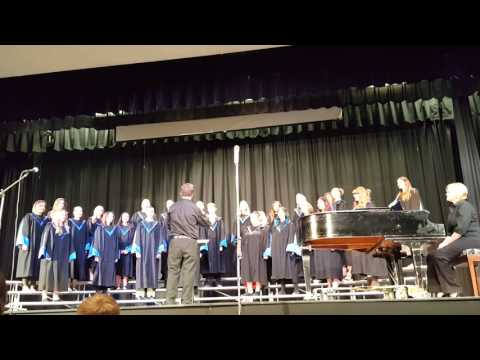 Parowan High Schools Region Choir