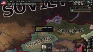 Hearts of Iron 4 Freedom for Everyone Ep 2