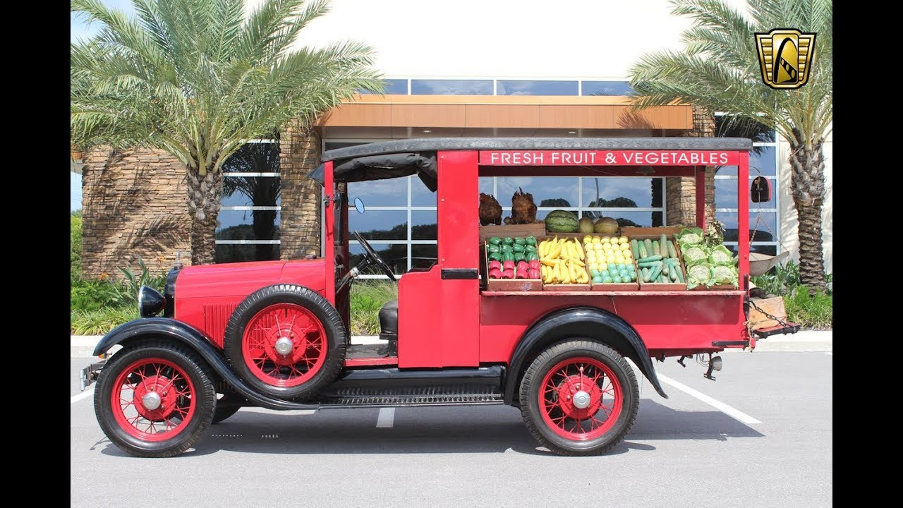 small resolution of 1930 ford model a pickup gateway orlando 1220
