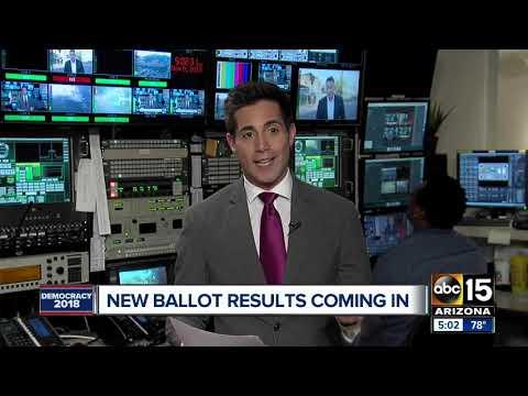 New ballot results show Sinema widening lead over McSally for Arizona Senate seat