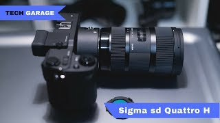Sigma sd Quattro H - Mirrorless With SLR Lens Mount