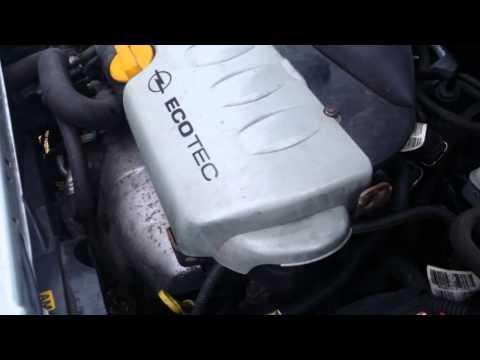 Осмотр Opel Astra 1.8i