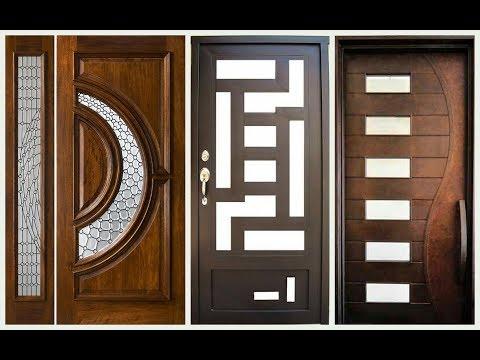 Top 60 Modern Wooden Door Designs for Home 2018- Plan N Design