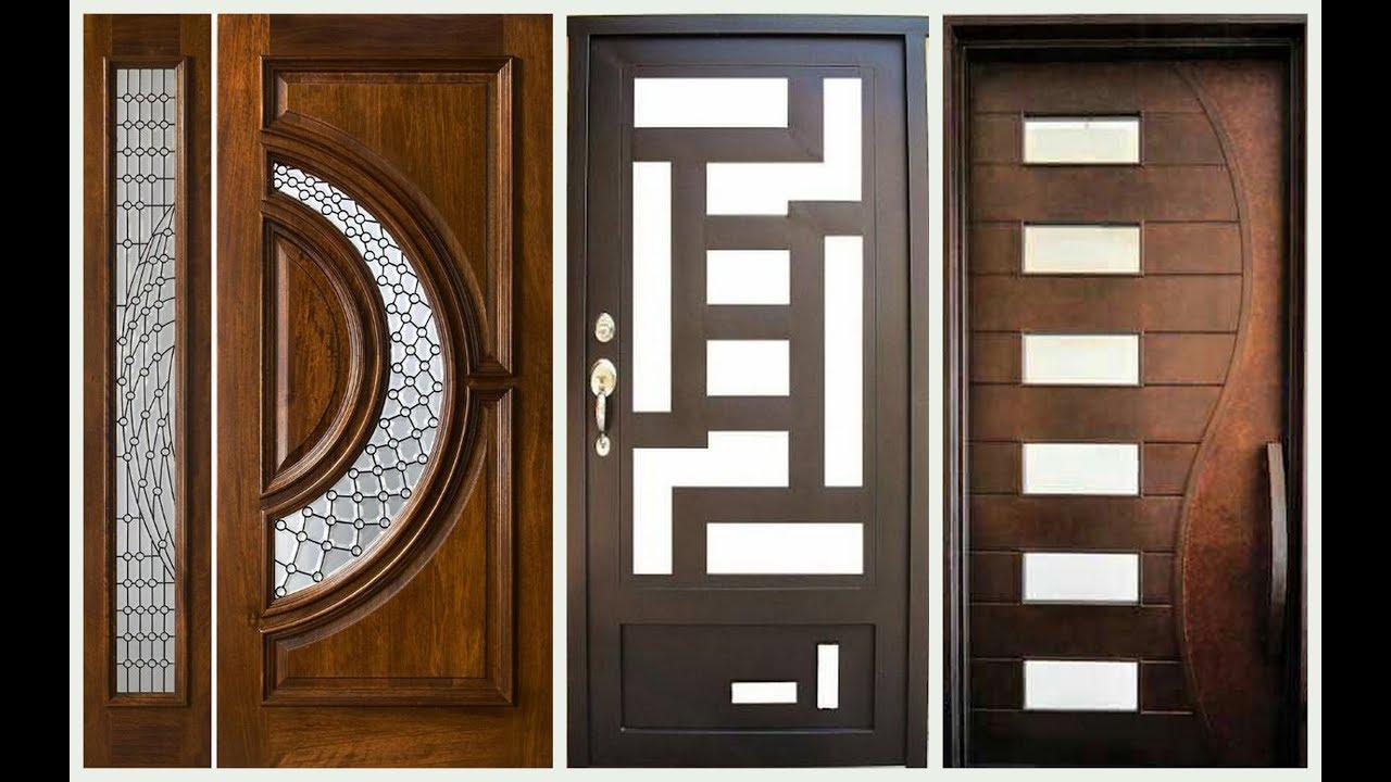 Top 60 Modern Wooden Door Designs for Home 2018- Plan N ...