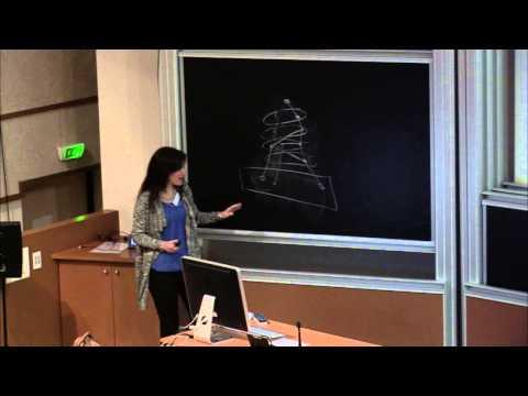 Maria Chudnovsky:  Induced cycles and coloring