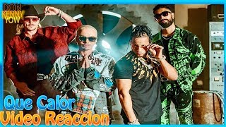 [Reaccion] Major Lazer - Que Calor (feat. J Balvin & El Alfa) (Official Music Video)