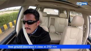 Mahindra Ssangyong Rexton RX7 AT AWD Cartoq Video review