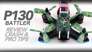 JJPRO P130 BATTLER Fpv Mini Quad - Review & Flight Test